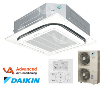Daikin Commercial Cassette FCA Advanced Air Conditioning Brisbane