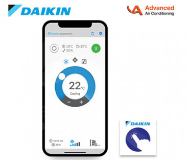 Daikin Mobile WiFi Controller Advanced Air Conditioning Brisbane