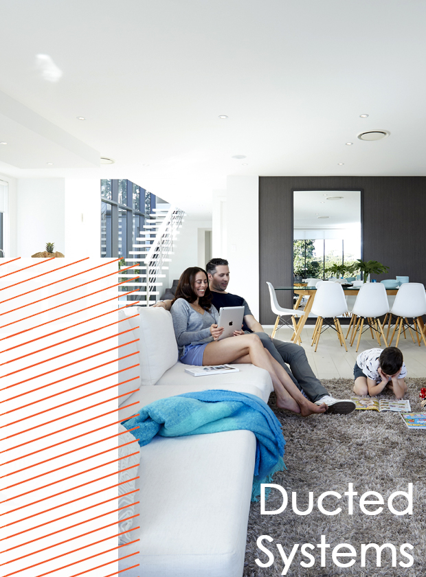 Ducted System Air Conditioners Australia