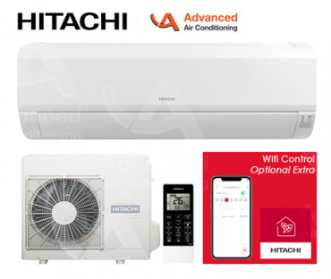 Hitachi E Series Brisbane Installation
