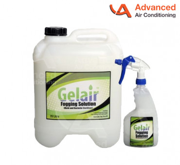 Gelair Fogging Solution Rapid Mould Removal