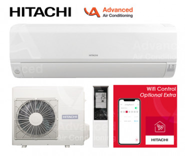 Hitachi S Series RAS-S Installation