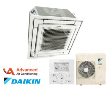 Daikin-Commercial-Cassette-FFA-Advanced-Air-Conditioning-Brisbane