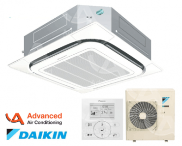 Daikin-Commercial-Cassette-FCA-Advanced-Air-Conditioning-Brisbane