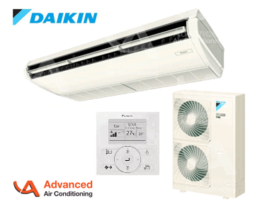 Daikin Lite Commercial Suspended Cassette FHA Advanced Air Conditioning Brisbane