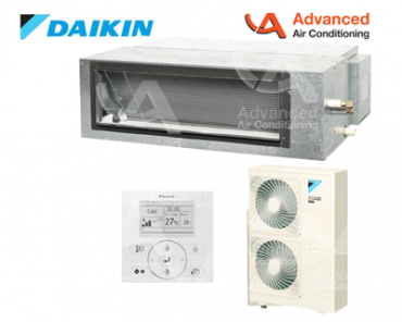Daikin Inverter Ducted FDYQN Advanced Air Conditioning Brisbane