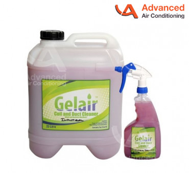 Gelair Industrial Duct Cleaner and Sanitiser Australia