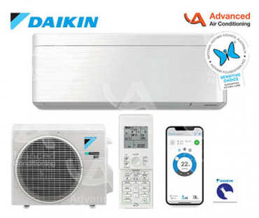 Daikin Zena FTXJ Advanced Air Brisbane